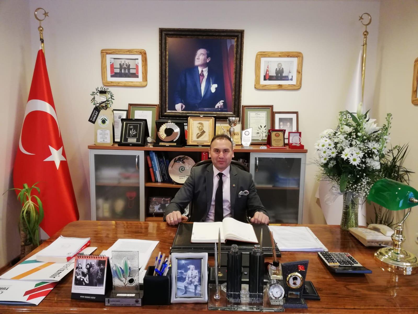 Yayın hayatına başlayan Burs Haber Medya'nın Ayvalık Burda Dergisi 2. sayısında Yönetim Kurulu Başkanımız Mustafa Büyükçıvgın'ın röportajı yer almaktadır. Detaylar için tıklayınız.