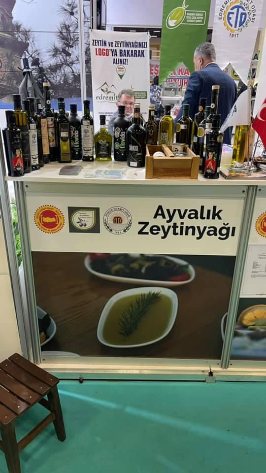 20-24 Ekim 2021 tarihlerinde Antalya'da düzenlenen 11. YÖREX Yöresel Ürünler Fuarı'ndayız!